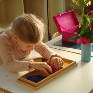 ecole montessori paris methode